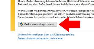 Medien-Streaming funktioniert nicht unter Windows 10