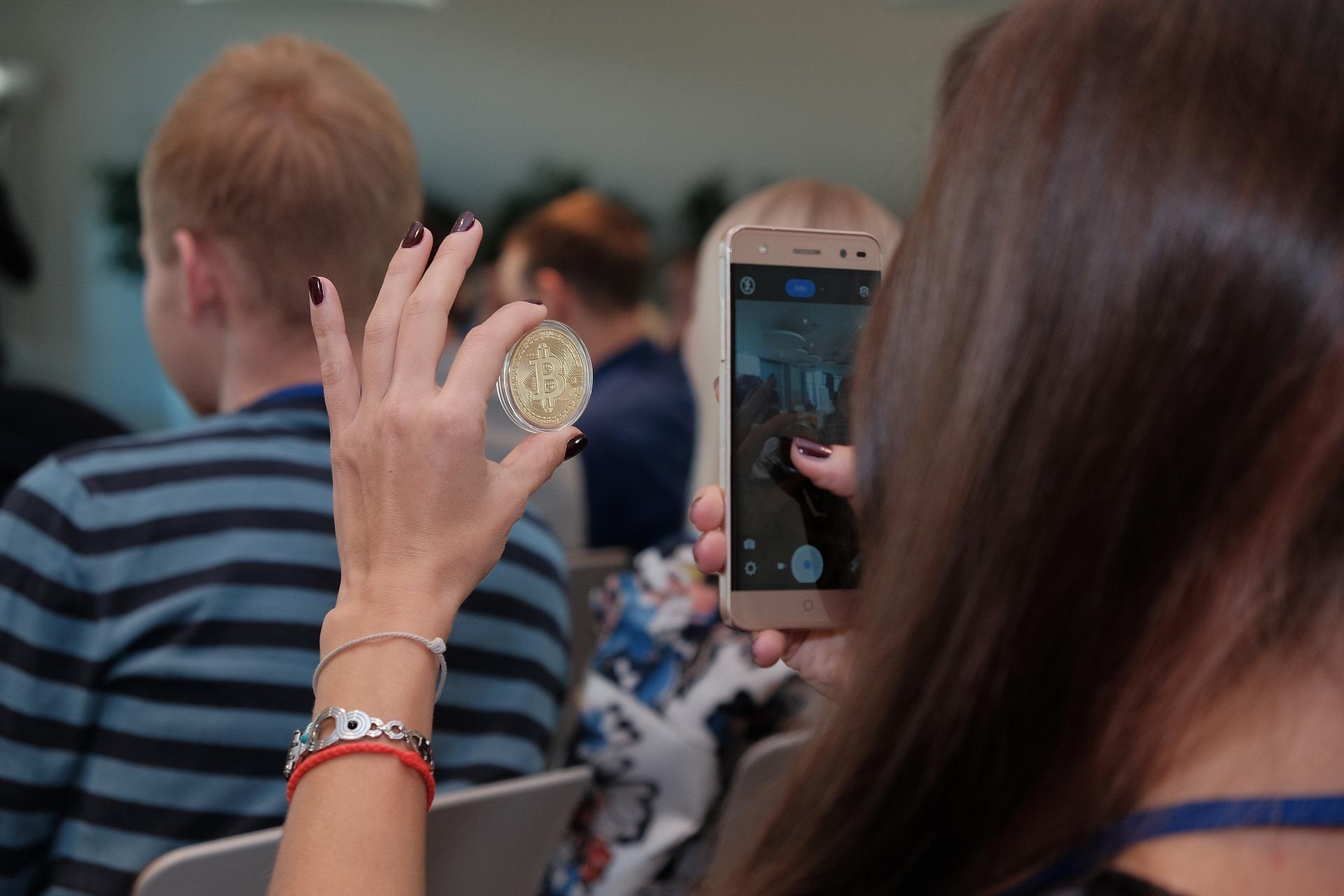 Meeting für Bitcoin Anleger